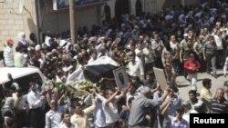 Damask, 18 korrik, 2012