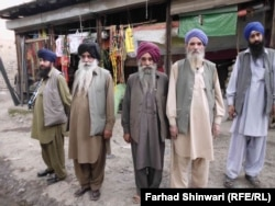 A tiny minority of Sikhs still live in the regions of Khyber Agency controlled by Ansar ul-Islam.