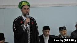 Самар мөфтие Талип хәзрәт Яруллин