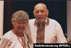 Федір Габелко з дружиною Фелонілою