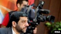 عزتالله ضرغامی، ریيس رادیو و تلویزیون دولتی ايران.