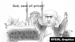 Praying for Oil Price