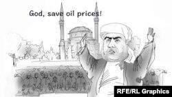 Praying for Oil Price