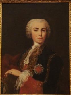 певец-кастрат Фаринелли (1705-1782)