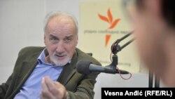 Najviše je zločinaca koji potiču iz Srbije: Vladimir Vukčević