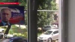 Як працуюць «Атрады Пуціна»: распавядае кіраўнік «шалёных бабак», якія напалі на штаб Навальнага