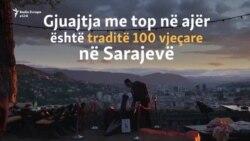 Tradita e Iftarit në Sarajevë