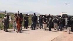 Афганские водители грозят перекрыть дорогу в Таджикистан