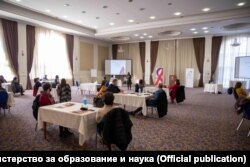 Прва сесија обуки на наставници за сеопфатно сексуално образование