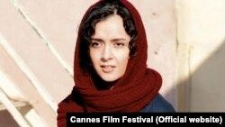 Иранская актриса Таране Алидости.