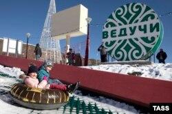 "Туристический комплекс ""Ведучи"""