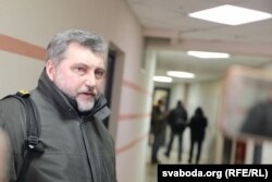 "Андрей Бастунец, председатель Белорусской ассоциации журналистов (""БАЖ"")"
