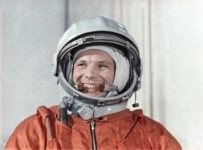 Yury Gagarin helped the Russian language achieve  an otherworldly influence (ITAR-TASS)