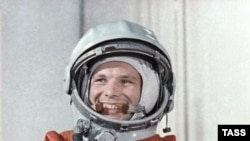 Yury Gagarin became not only the first human in space, but the first to orbit the Earth.
