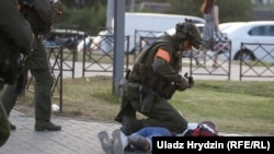 Protests in Belarus: Beatings, Flash Grenades, And Thousands Detained