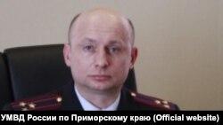 Андрей Миляев, начальник Управления уголовного розыска УМВД России по Приморскому краю