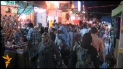 اسواق بغداد عشية العيد
