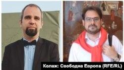 Първан Симеонов и Даниел Смилов
