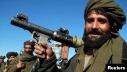 """ავღანეთი: თალიბანის წევრი, რომელიც მონაწილეობს ავღანეთის მთავრობის """"შერიგებისა და რეინტეგრაციის პროგრამაში"""""""
