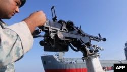عکس: مانور نیروی دریایی ایران