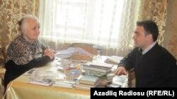 Elza Kərimova və Cavid Zeynallı