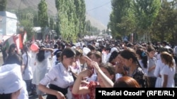 Tajikistan - Celebration of the Independence day in Khorugh