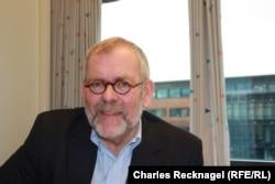 Бьорн Видар Лорен, сотрудник Ассоциации нефти и газа Норвегии.