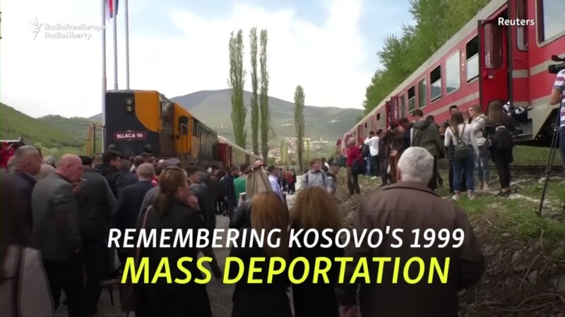 'The Suffering Was Unimaginable' - Remembering Kosovo's 1999 Mass Deportation