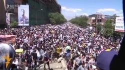 Protestojnë hazaratë në Kabul