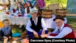Башкортстан авылларында яшәүче алманнар