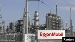 """Техас штатында """"Exxon Mobil"""" ширкәтенең нефть эшкәртү корылмасы"""