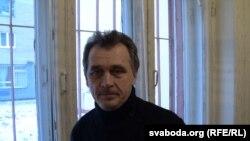 Анатоль Лябедзька ў судзе