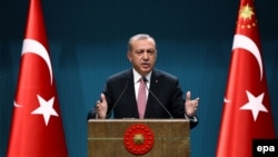 Turkish President Recep Tayyip Erdogan announced a three-month state of emergency on July 21, days after a coup was attempted in the country.