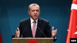 ولسمشر رجب طیب اردوغان