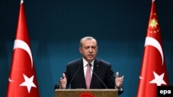 Режеп Тайип Эрдоган