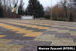Парк в Славянске