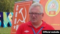 Міністар адукацыі Ігар Карпенка.