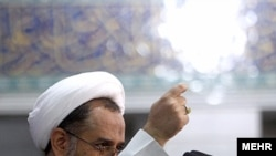 حیدر مصلحی، وزیر اطلاعات جمهوری اسلامی