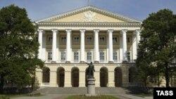 Правительство Санкт-Петербурга, архивное фото
