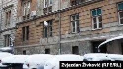 Zgrada u čijem je sjedištu redakcija Klix.ba