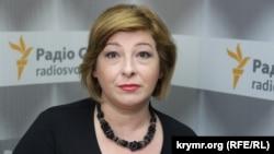 Украинский психолог Лариса Волошина