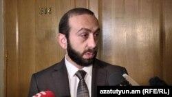 Спикер парламента Армении Арарат Мирзоян