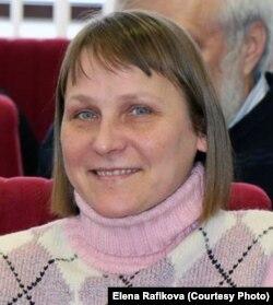 Ольга Вековшинина