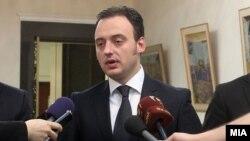 Спиро Ристовски - министер за образование.