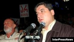 Гогла Жвания обвиняет Саакашвили в укрывательстве убийц своего брата Зураба Жвания
