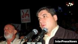 Грузинских оппозиционеров заявление Окруашвили удивило, но не слишком расстроило