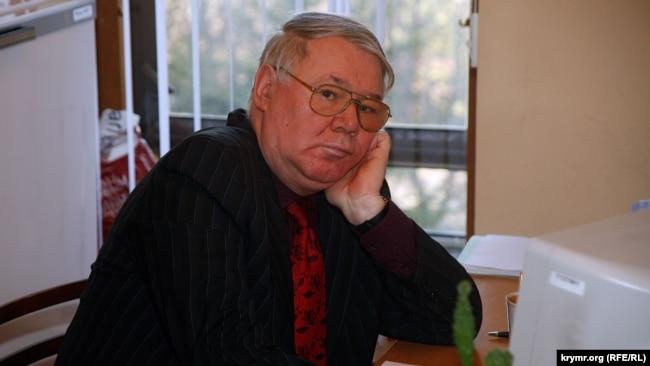 Пророссийский крымский политолог Александр Форманчук
