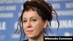 Ольга Токарчук, польська письменниця із українським корінням, володарка Booker Prize