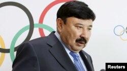 Парламент мәжілісінің отставкаға кеткен депутаты Темірхан Досмұхамбетов.