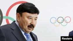 Бывший депутат мажилиса (нижней палаты) парламента Казахстана Темирхан Досмухамбетов.
